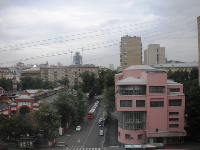 Moscow Hotel View 1