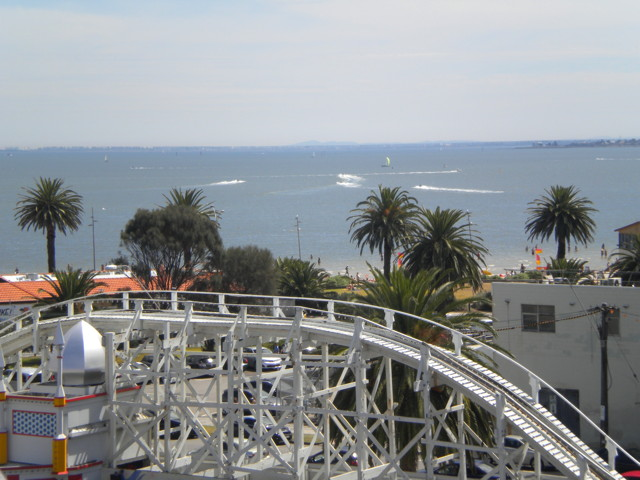 Friday The 13th Is, However, Pertinent To Luna Park Melbourne: It Was The  Day Mr. Moonu0027s Ghastly Maw Opened To Its First Guests. Not In October,  Thoughu2014it ...